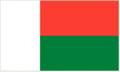 Madagascar Flags