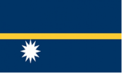 Nauru Flags