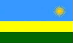 Rwanda Flags