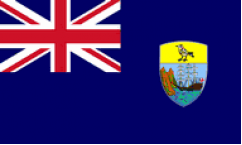 St. Helena Flags