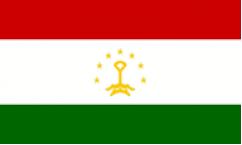 Tajikistan Flags