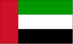 United Arab Emirates Flags