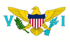 US Virgin Islands Flags