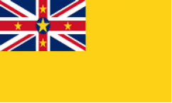 Niue Flags