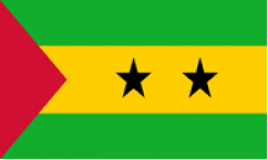 Sao Tome and Principe Flags