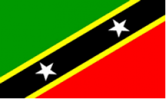 St. Kitts and Nevis Flags