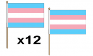 All Pride Hand Flags