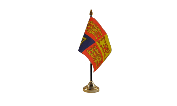 UK Royal Standard Table Flags