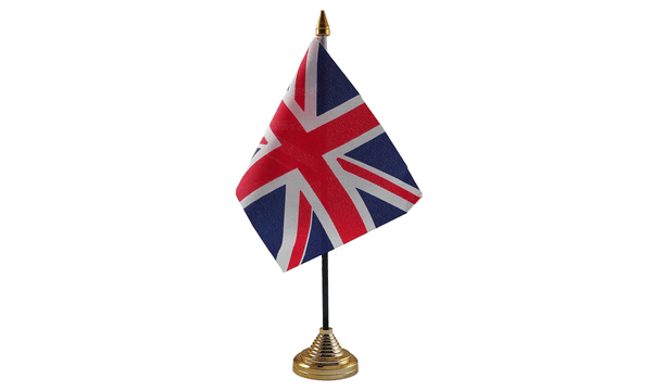 Union Jack (UK) Table Flags