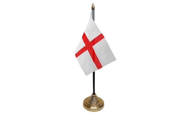 St George (England) Table Flags