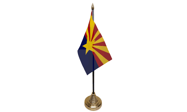 Arizona Table Flags