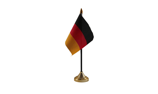 Germany Table Flags