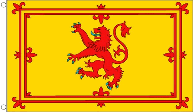 Scotland-Lion-Courtesy-Boat-Flags