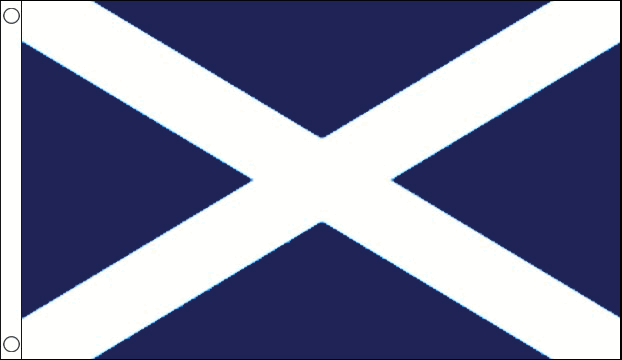 St-Andrews-Navy-Blue-Boat-Courtesy-Flags