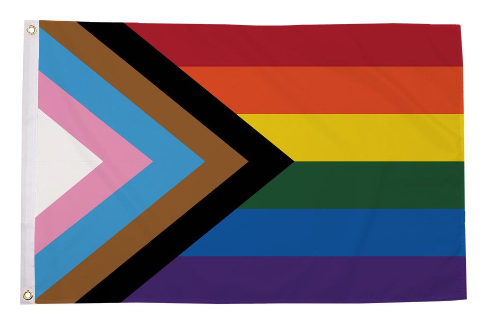 Progress Pride Flags