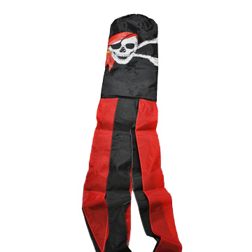 Pirate Bandana Windsock