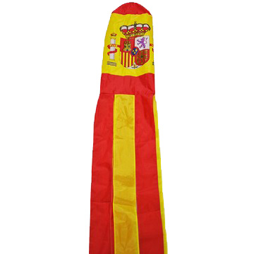 Spanish Crest Windsock